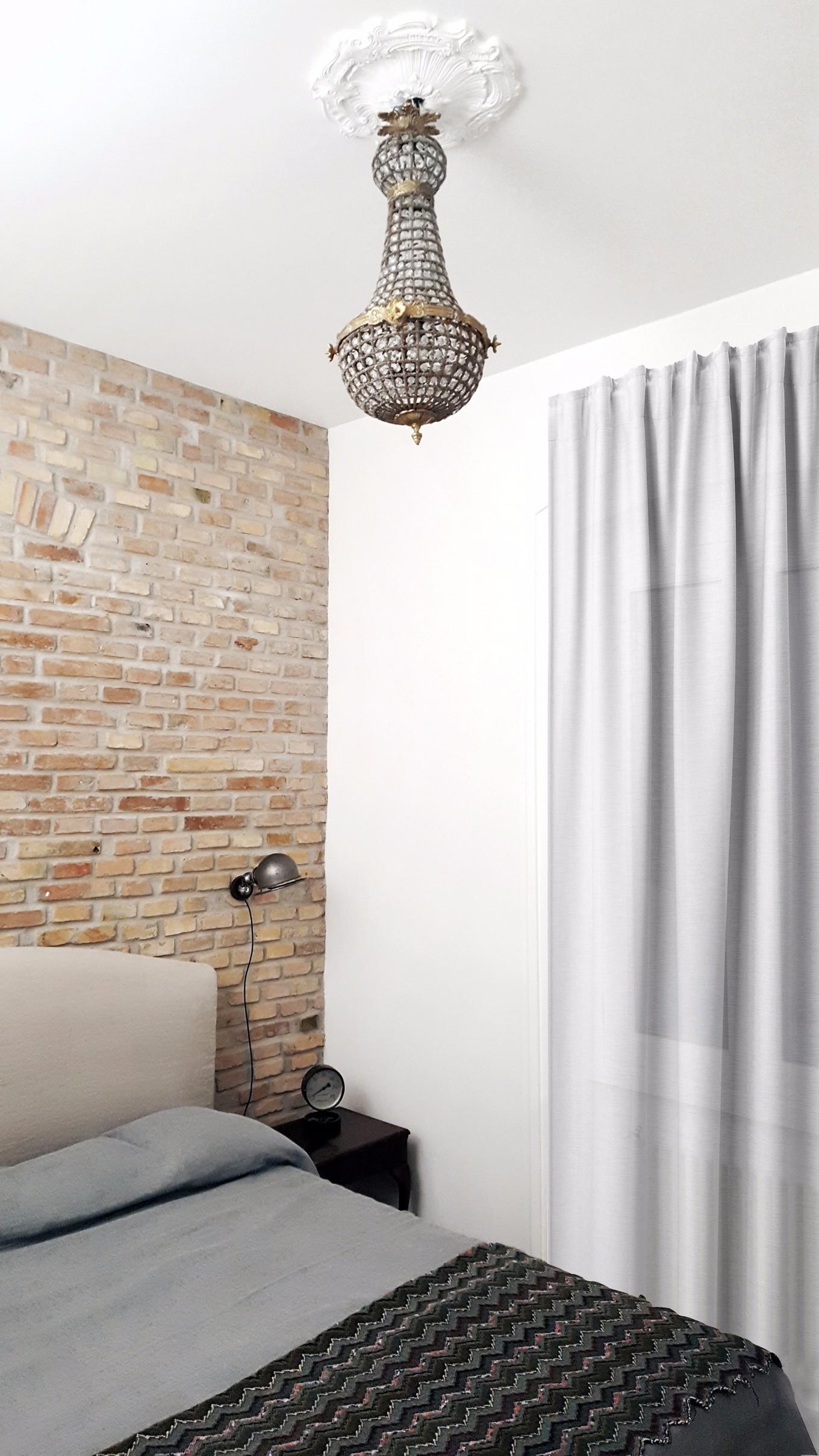 Квартира в здании начала ХХ века в Риме
