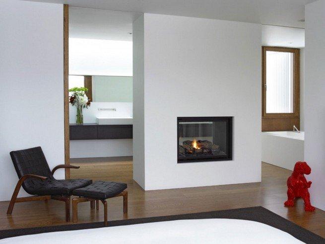 Современный дизайн интерьера дома Upstate от студии Kathryn Scott